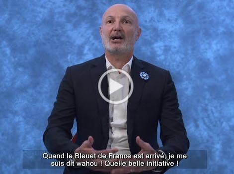 Les collectes sur la voie publique pour le Bleuet de France à l'occasion du 11 nov sont annulées
