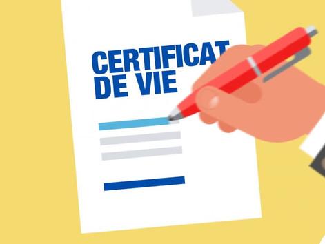 Retraite : les délais pour envoyer votre certificat de vie