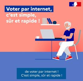Voter par Internet pour les élections des délégués consulaires