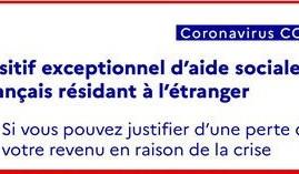 Aide SOS Covid : reconduite jusqu'en septembre 2021