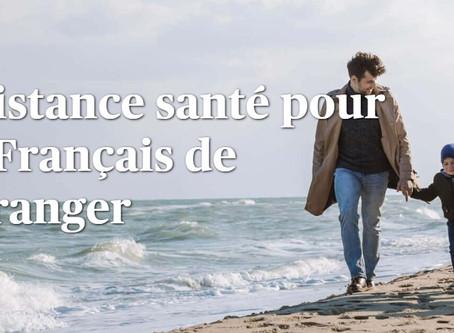 AXA et l'Union des Français de l'Etranger protègent les expatriés
