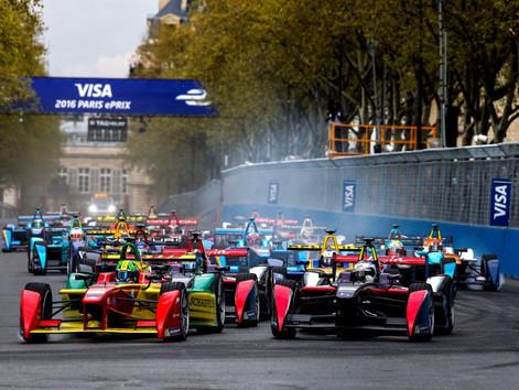 Grand prix du championnat Formula E de voitures électriques à Marrakech samedi