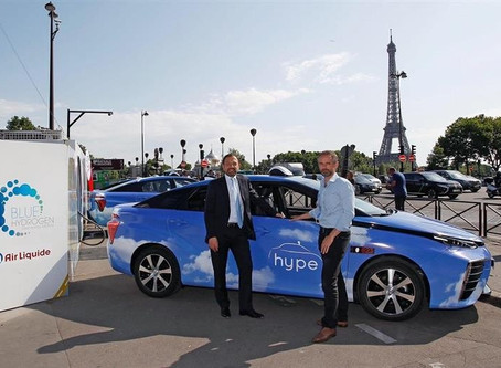 Les formidables promesses de l'hydrogène... voitures, avions, vélos...