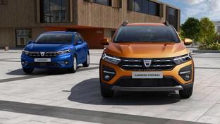 Dacia Sandero et Sandero Stepway: voici la 3e génération