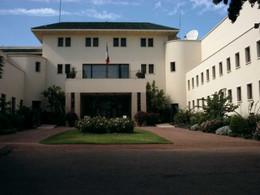 Fermeture du Consulat Général de France à Casablanca