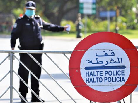 Maroc : prolongation de l'état d'urgence sanitaire jusqu'au 10 mai