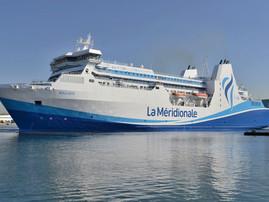 Traversée maritime spéciale Tanger - Marseille le 24 avril 2021