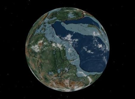 Où était votre ville sur la Terre il y a 750 millions d'années ?