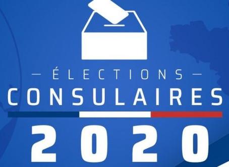Élections des Conseillers Consulaires: report en Mai 2021