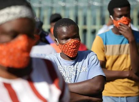 En Afrique, le coronavirus joue sa propre partition