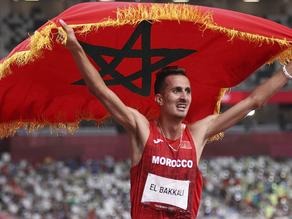 JO: l'Or pour le marocain Soufiane El-Bakkali