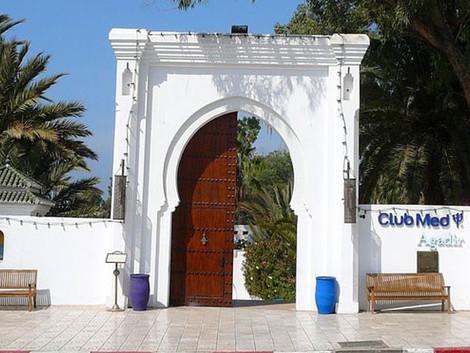 Le club MED d'Agadir ferme ses portes