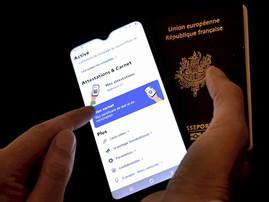 Pass sanitaire en Europe : accord pour sa mise en place