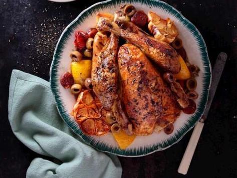 Idées recettes 2 : Poulet au chorizo