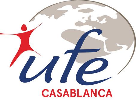 Communiqué du Président de l'UFE Casablanca