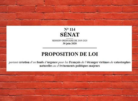 Fonds d'urgence pour les Français de l'étranger
