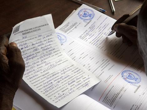 Transcription d'un acte de naissance étranger : ce qu'il faut savoir