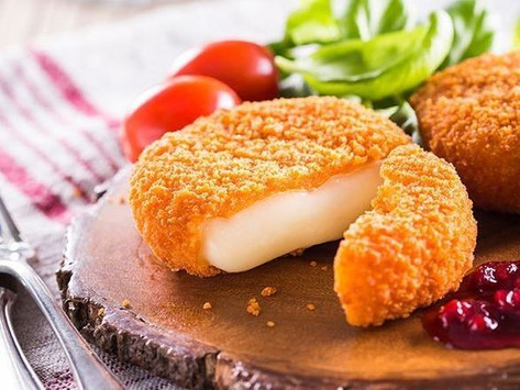 Recette du camembert pané croque-monsieur, un plat hautement gourmand