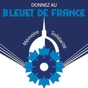 Kit spécifique Bleuet de France. Il rassemble des documents pour créer des Bleuets à la maison