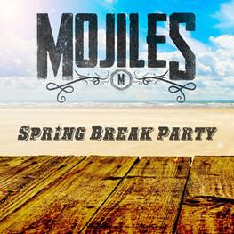 Mojiles | Spring Break Party