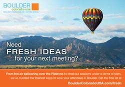 Boulder Convention & Visitors Bureau