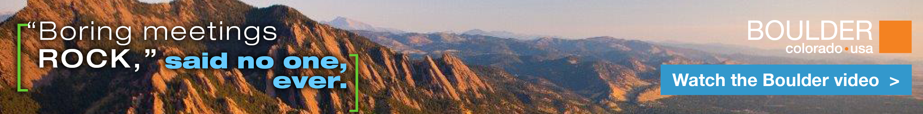 Boulder Convention & Visitors Bureau