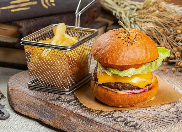 Бургер Средиземья 340/80гр