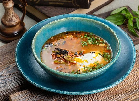 Мясной суп 300гр