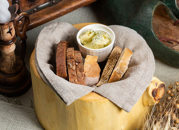 Хлебная корзина 150/30гр
