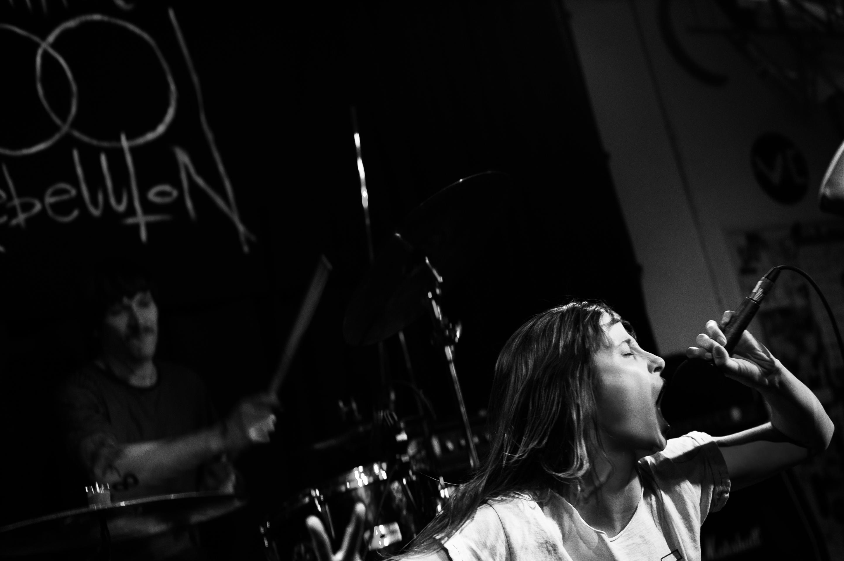 Petrol Girls - live
