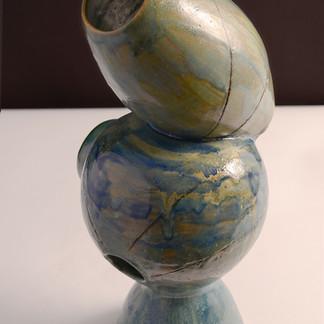 Throwntoseethrough2- Stoneware