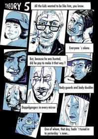 BLUE'S GUITAR Comic