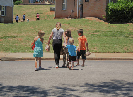 Hunger in Anderson: Why Should You Care?
