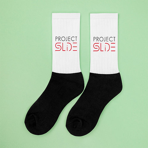 Project SLIDE Classic Socks