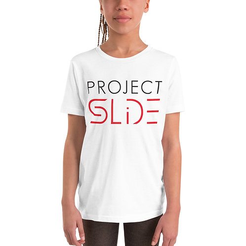 Project SLIDE Youth Short Sleeve T-Shirt