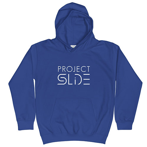 Project SLIDE Youth Kids Hoodie