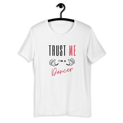 Project SLIDE Teen/Adult Trust Me Unisex T-Shirt