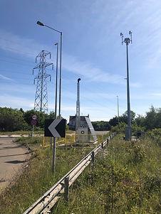 A2 CB Exit Slip Road @Bean jct.jpg