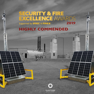 Highly Commended by IFSEC Global