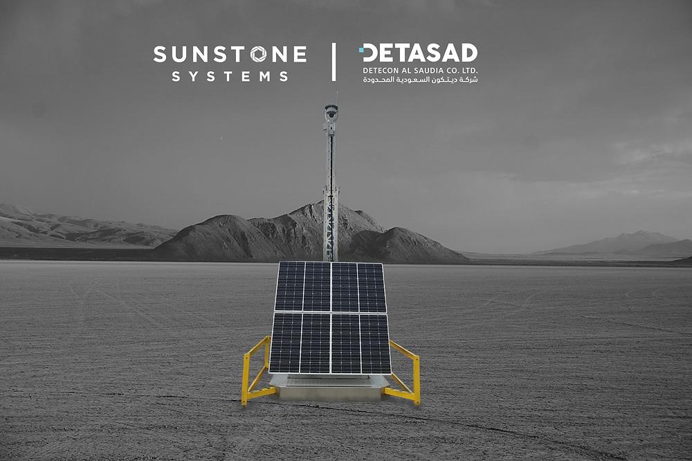 Solar CCTV System (SICS)