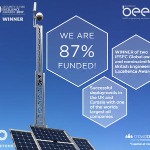 We are 87% funded!