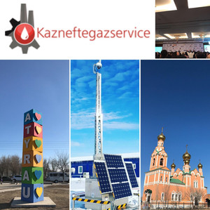 Our team is back in Kazakhstan.