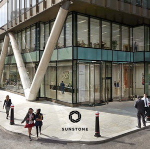We're opening an office in London.