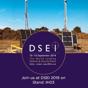 Sunstone to attend DSEI 2019