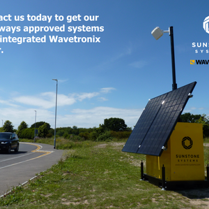 Sunstone integrates Wavetronix.