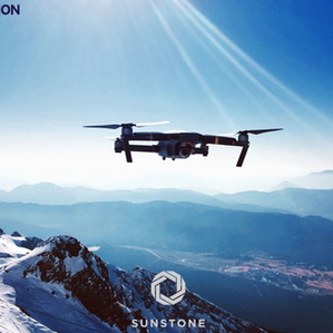 Sunstone reveal the Kinetic Drone Charging Station