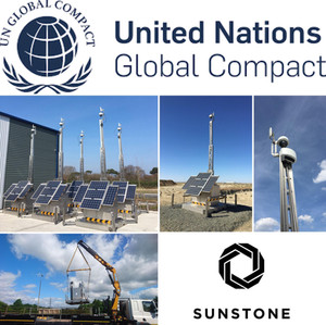 Sunstone becomes signatories to the United Nations Global Compact.