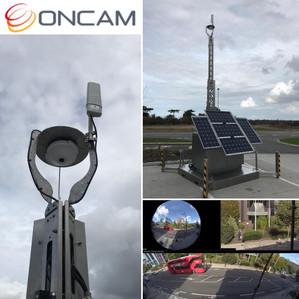 Sunstone to integrate hemispheric cameras
