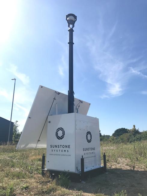 Rapid Deployment CCTV Tower (ARC)
