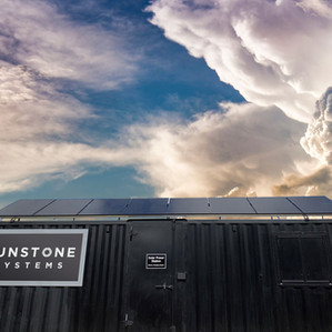 Sunstone delivers the Solar Power Station to McLaren